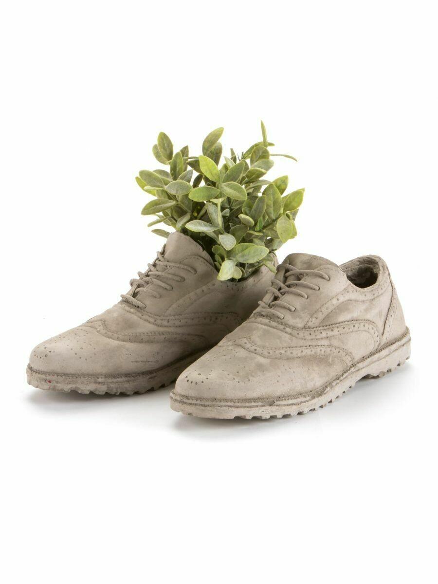 Seletti Vaso Contenitore Concreta Chaussures