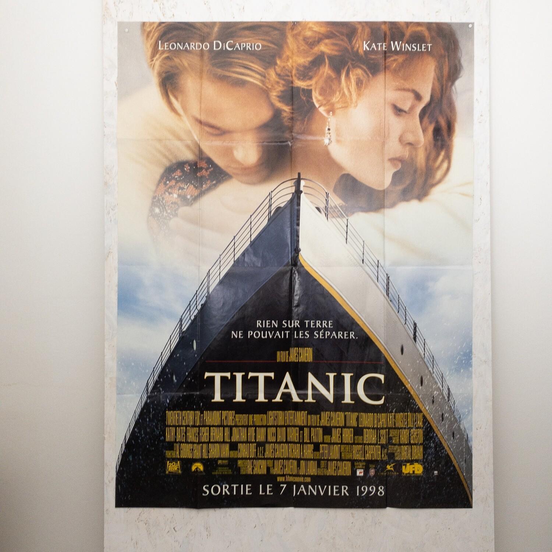 Film Poster Titanic