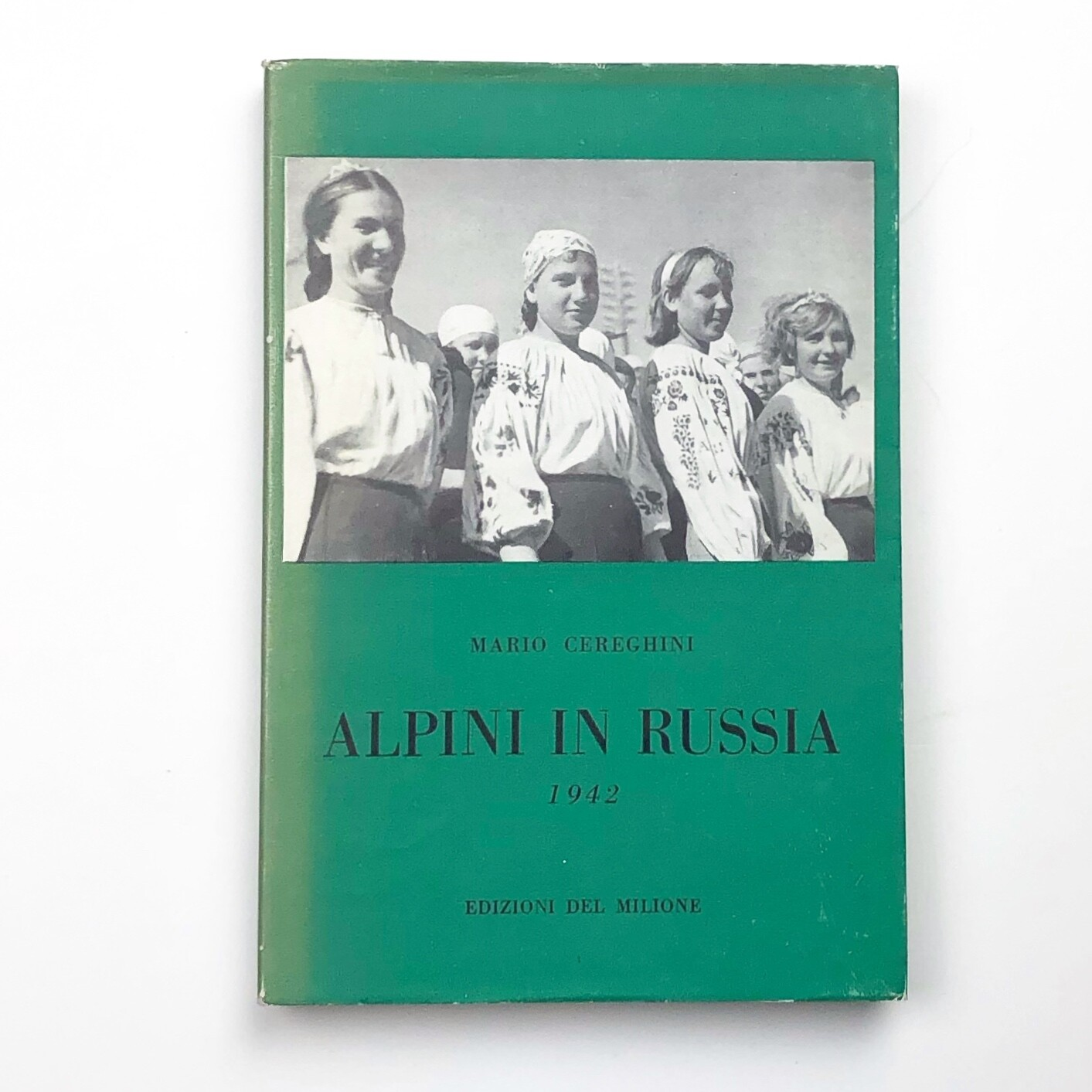 Alpine troops in Russia by Mario Cereghini