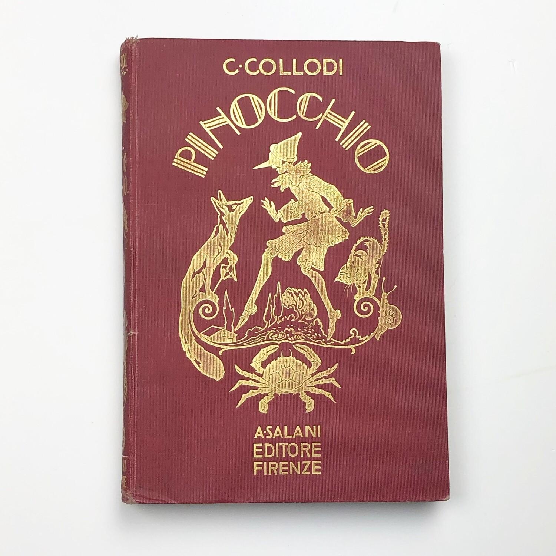 Le Avventure di Pinocchio C. Collodi