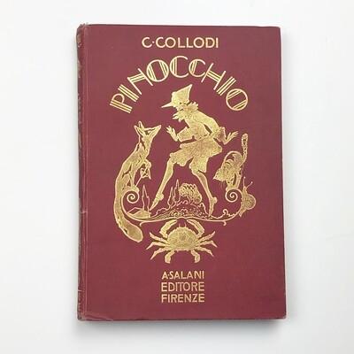 The Adventures of Pinocchio C. Collodi