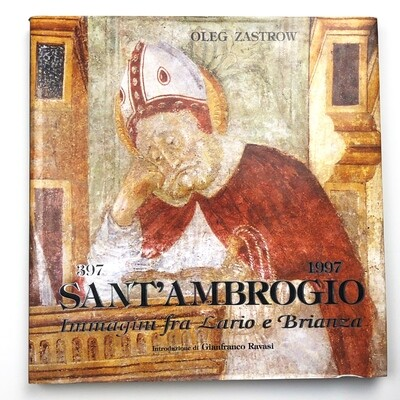 397-1997 Sant'Ambrogio Images between Lario and Brianza