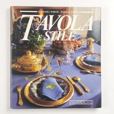 Table and Style by Barbara Wirth Pascal Hinous