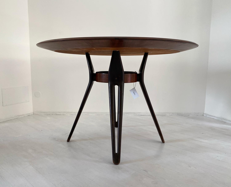 Tavolo da pranzo in Stile Silvio Cavatorta