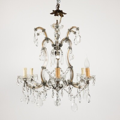 Maria Theresa chandelier