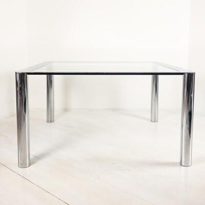 Dining table no. 912 by Sergio Mazza and Giuliana Gramigna for Cinova, 1969