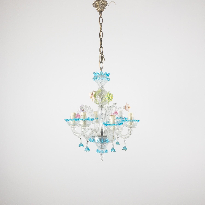 Ca Rezzonico style chandelier