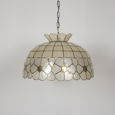 Lampadario Tiffany in Stile Liberty