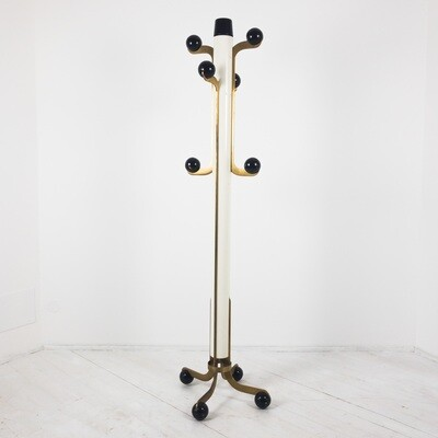 70s floor coat stand