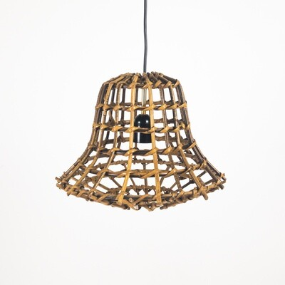 Vittorio Bonacina style suspension lamp