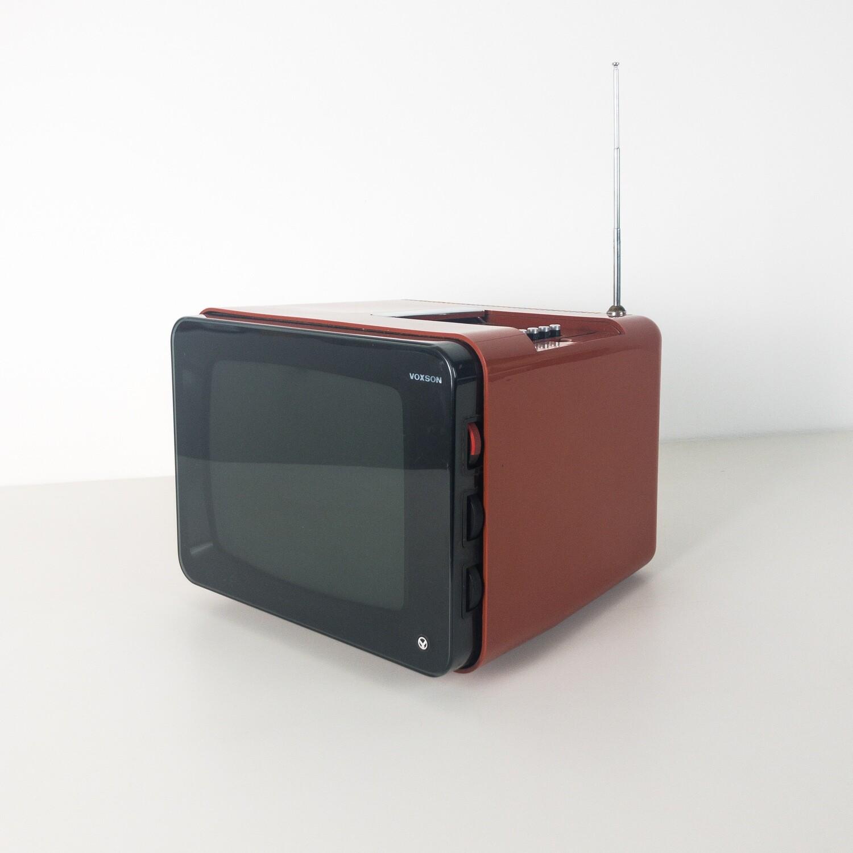 Vintage Voxson TV