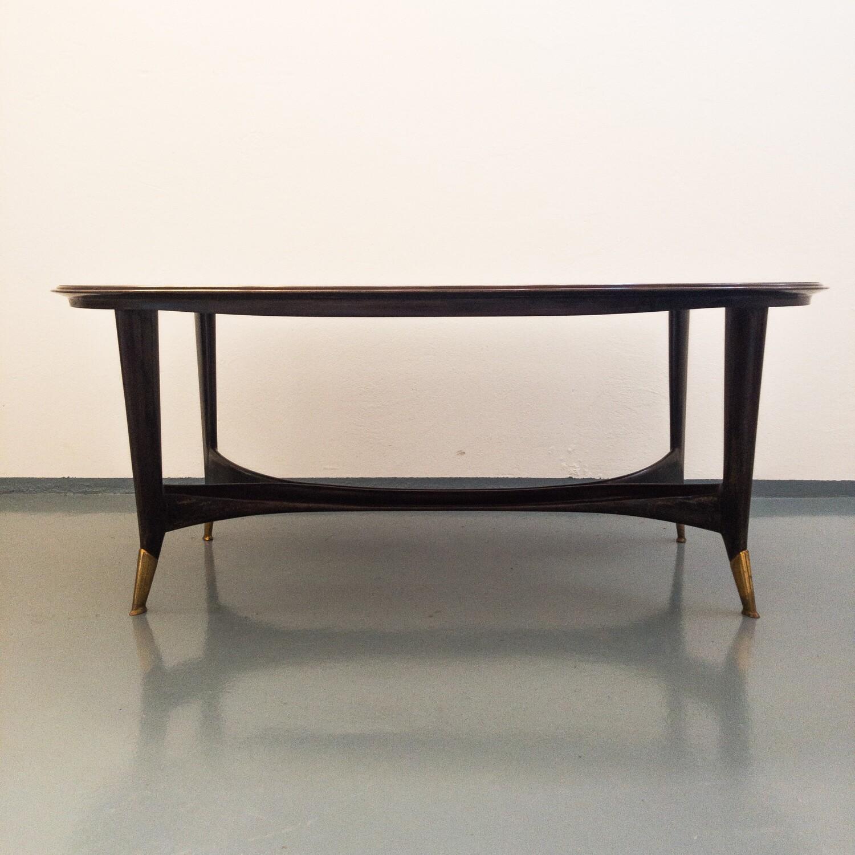 Tavolo in stile Paolo Buffa, Cantù Anni '50