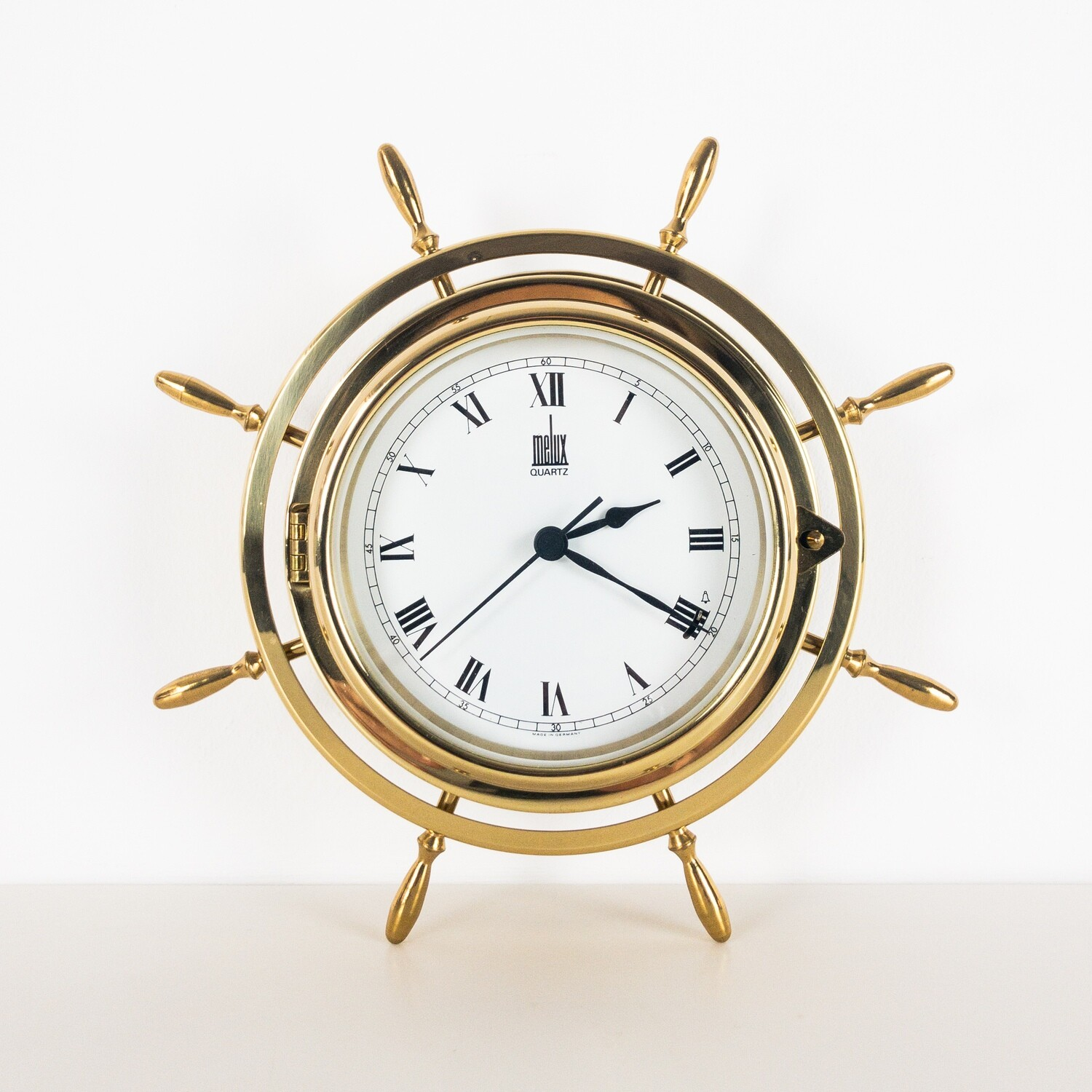 Rudder wall clock by Melux