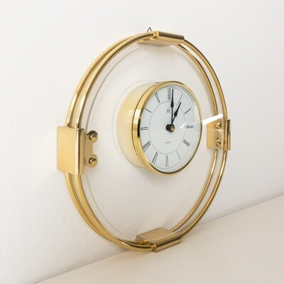 Melux wall clock, 1980s