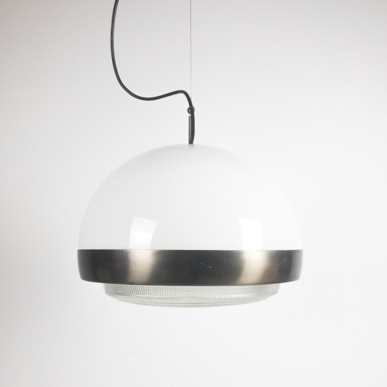 Suspension lamp in Guzzini Harvey style