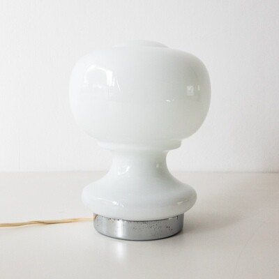 Space Age Mushroom table lamp