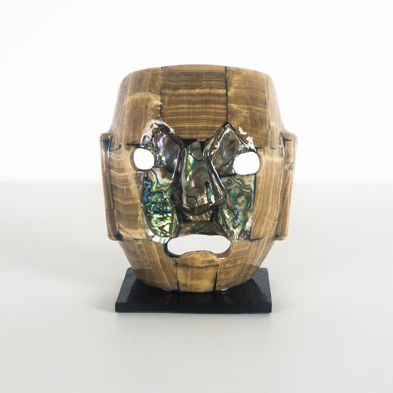 Mexican Aztec Mask