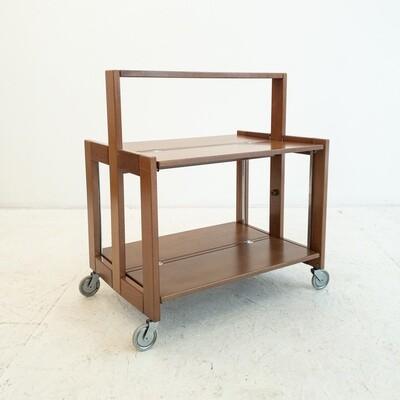 Folding food trolley by Ciatti