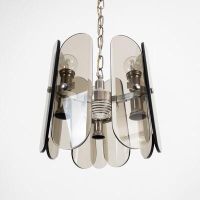 Vintage pendant lamp, Italy 1970s