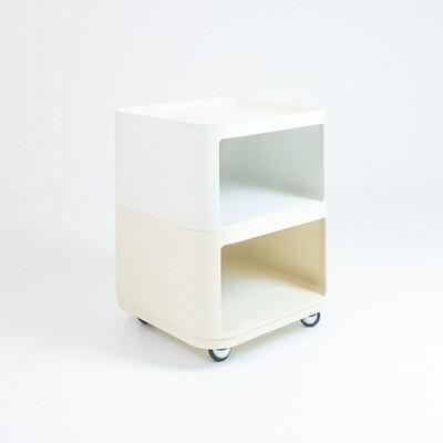 Modular trolley mod. 4970 by Anna Castelli for Kartell