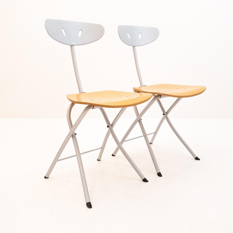 Set di 2 sedie Chiaramonte & Marin per Bonaldo