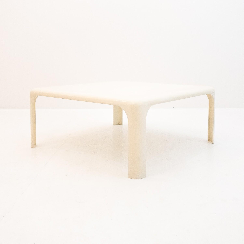 Demetrio 70 coffee table design Vico Magistretti for Artemide