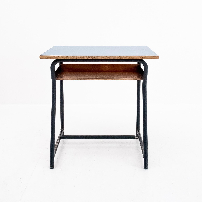 Formica school desk, 1960s