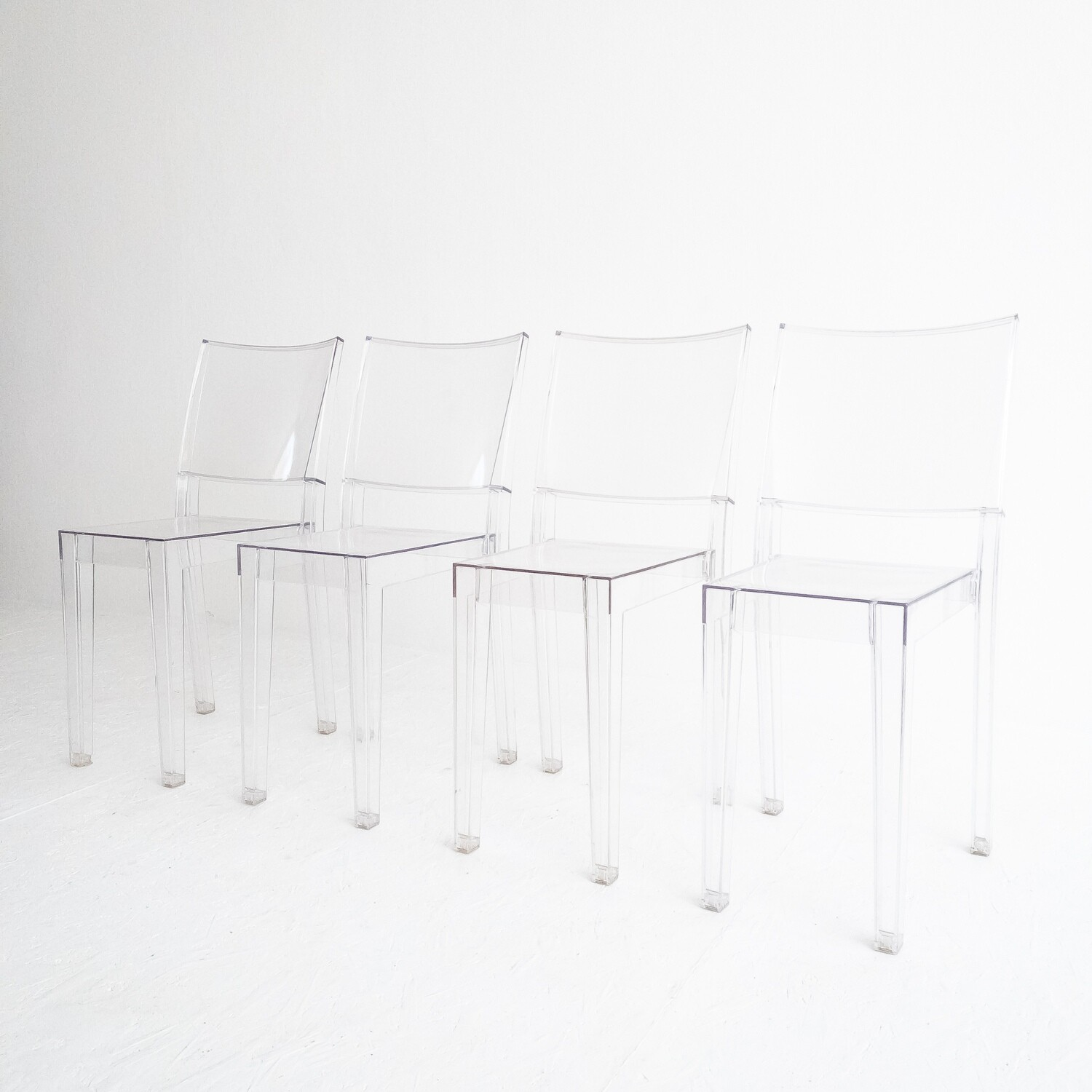 Set of 4 La Marie chairs by Philippe Stark for Kartell, 1998