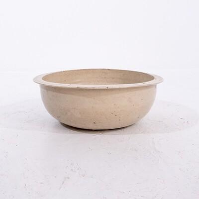 Enameled bowl, Pesaro 1961-62 laboratory by Nanni Valentini