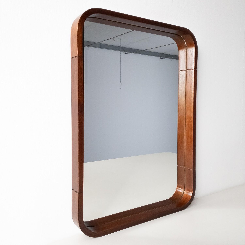 1960s rectangular mirror