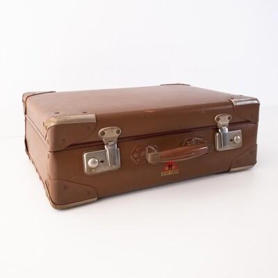 Real Fiber Vintage Suitcase