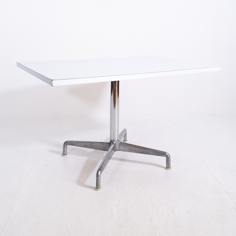 Tavolo rettangolare nello stile di Charles & Ray Eames, anni '70