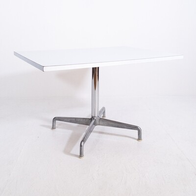 Rectangular table in the style of Charles & Ray Eames, 1970s