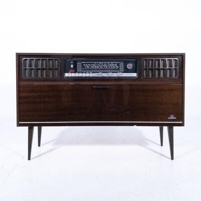 Mobile Radio Grundig multi stereo Made in Germany Mandello 7