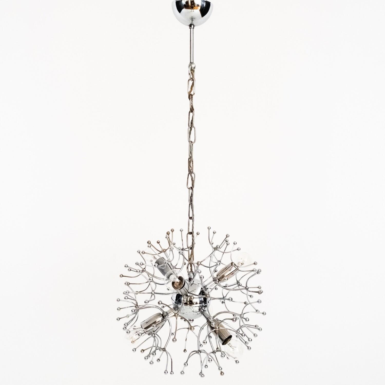 Sputnik Pendant Lamp by Gaetano Sciolari, 1960s