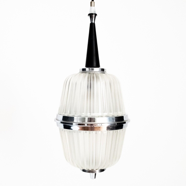 Lampada a sospensione in stile Art Decò