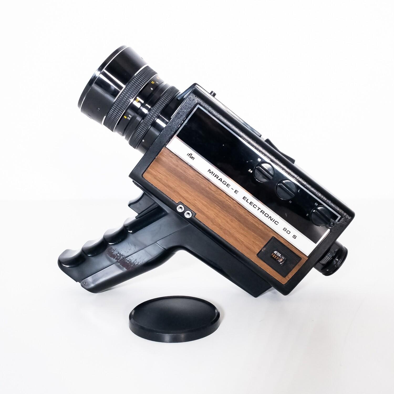 Mirage Camera - E Electronic 80S