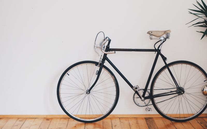 Oakland Fixed-Gear Road Bike
