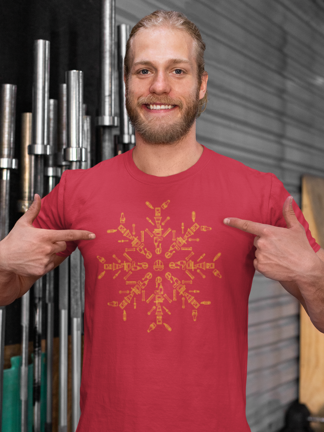Makers of Seattle Winter Tee