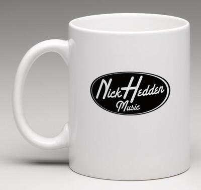 Nick Hedden Music Mug