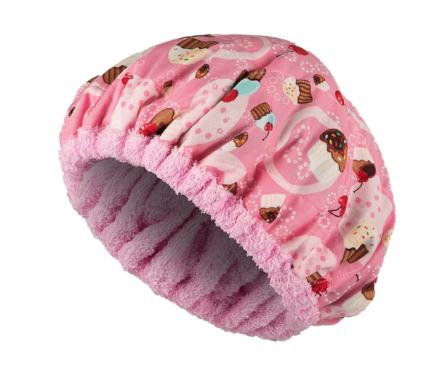 Hot Head Thermal Heat Cap - Cupcake