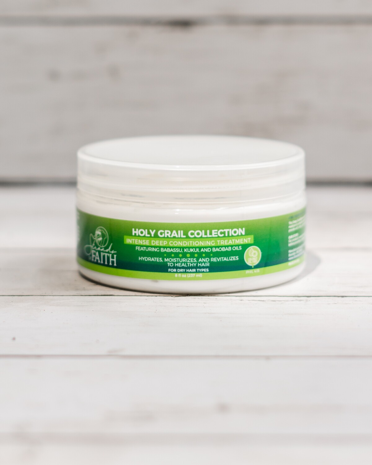 Strands of Faith - Intense Deep Conditioning Treatment