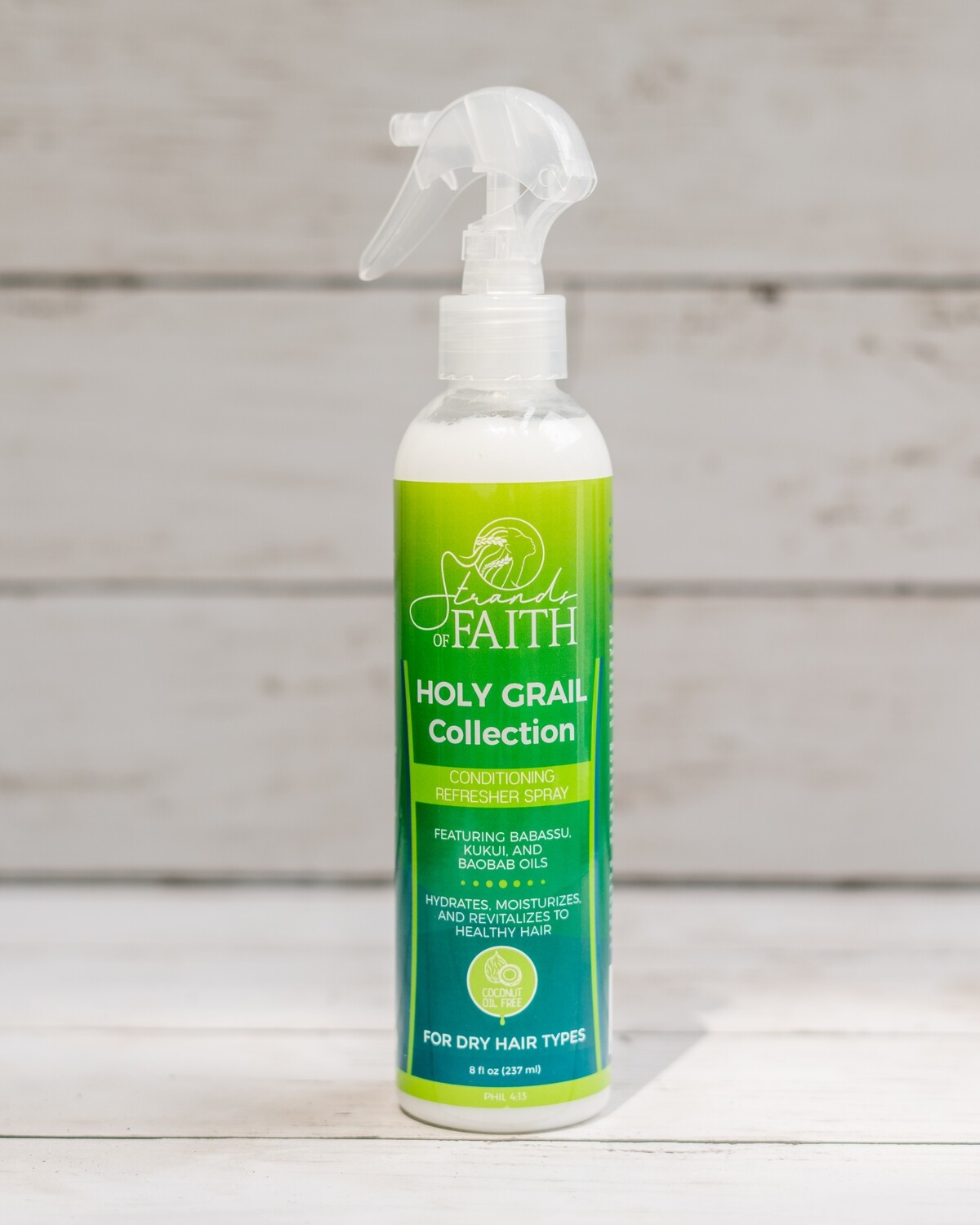 Strands of Faith - Conditioning Refresher Spray
