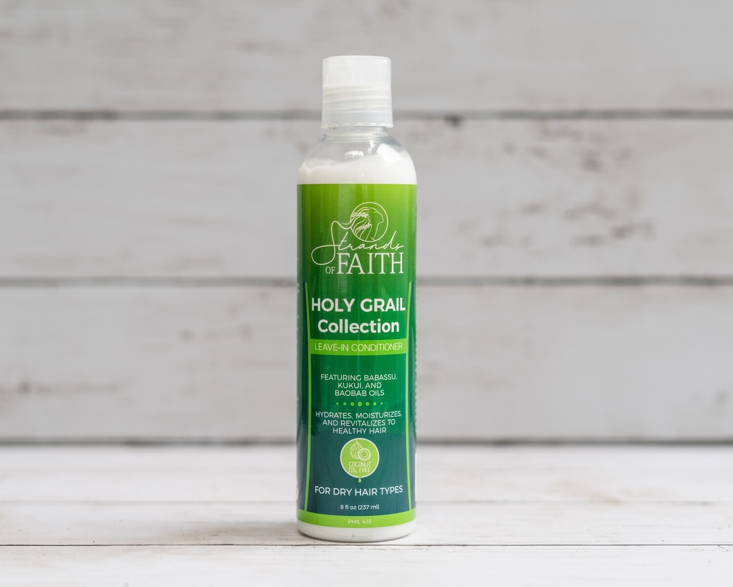 Strands of Faith - Leave-In Conditioner