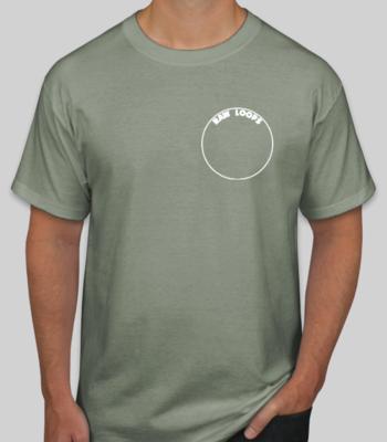 Raw Loops T-Shirt (Green)