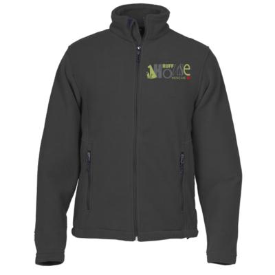 RHR Fleece Zip Up Jacket