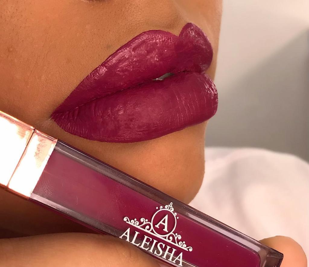 Lovely Pink Matte Lip No.3