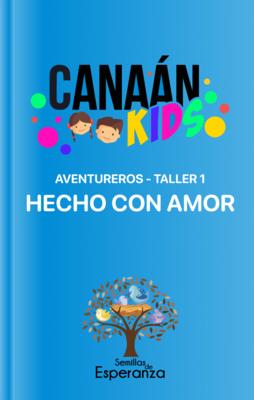 Aventureros - Hecho con Amor | Taller 1