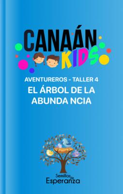 Aventureros - El Árbol de la Abundancia | Taller 4