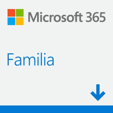 Microsoft 365 Family Licencia de suscripción (1 año) - hasta 6 personas